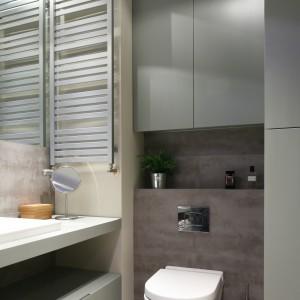 Nad Stelażem Wc Przechowywanie W łazience Praktyczne