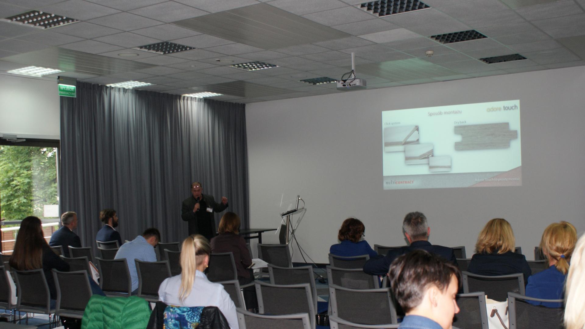27 maja br. w hotelu Novotel w katowicach odbyła się konferencja pt. Rozwój produktu hotelowego. Marketing. Design. Strategia cenowa. fot. orgnizator konferencji