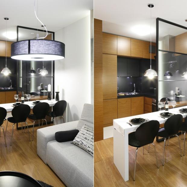 Kuchnia otwarta na salon. Aranżacje, które cię zainspirują