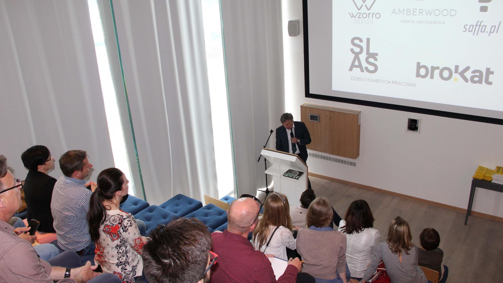 2 czerwca br. w Dobrotece oficjalnie otwarto Śląski Czerwiec Projektowy. Fot. Materiały prasowe organizatora