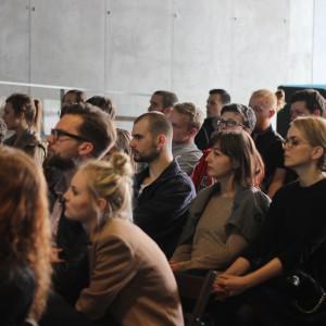 Dużym zainteresowaniem cieszyły się warsztaty i spotkania z projektantami. Fot. Poznań Design Days.