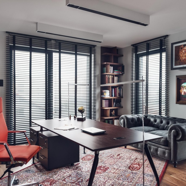 Wielkomiejski eklektyzm – czyli jak zaprojektowałam apartament w Gdyni