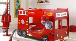 Łóżko służy dzieciom nie tylko do snu, ale też wesołej zabawy. Prezentujemy zatem najciekawsze meble dla dziewczynek i chłopców.