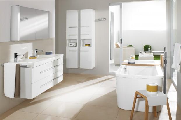 Podwójna umywalka - 12 wyjątkowych modeli