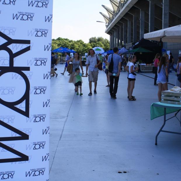 Fotorelacja z Targów Wzory – czyli weekendowe centrum designu na Stadionie Legii
