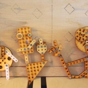 Warsztaty konstruowania robotów czekają na dzieci w ramach projektu Akademia Pana Technika, które odbędą się w Pomorskim Parku Naukowo-Technologicznym w Gdyni. Fot. Gdynia Design Days.