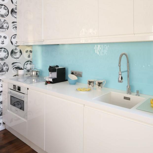 Nowoczesna kuchnia: modna strefa zmywania