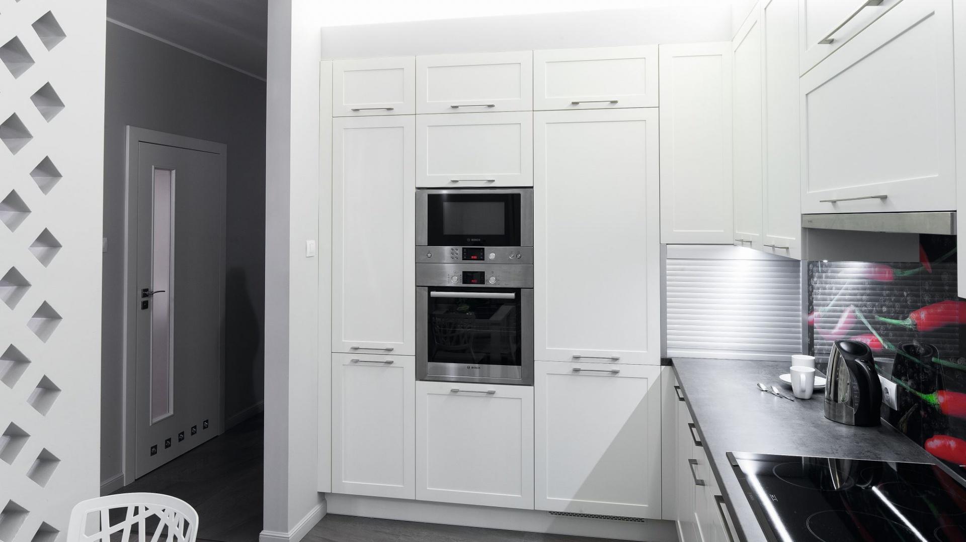 Biała Kuchnia Sposób Na Eleganckie Wnętrze