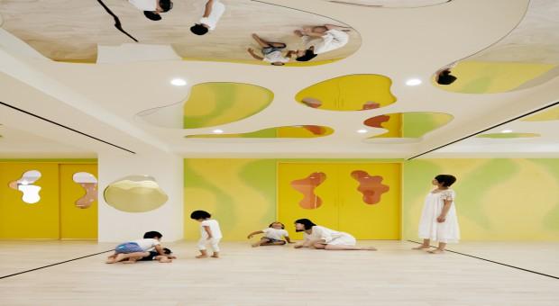 Bawi i edukuje: niezwykłe przedszkole w Tokio