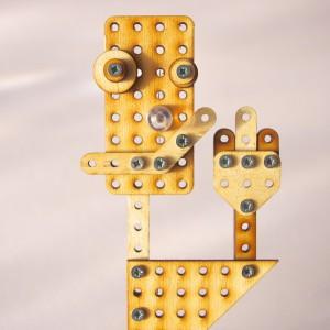 """""""Akademia Pana Technika"""" to interaktywna wystawa, połączona z warsztatami dla dzieci. Prezentowane tutaj instalacje pozwalają najmłodszym sprawdzić """"jak to działa"""", wprowadzając w świat techniki. Fot. Gdynia Design Days."""