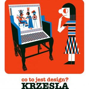 Najmłodsi uczestnicy festiwalu będą mogli poznać historię krzesła, przekonując się na czym siadali nasi przodkowie i jak będą wyglądać krzesła przyszłości. Fot. Gdynia Design Days.