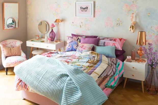 Kolor w sypialni: tak ożywisz wnętrze