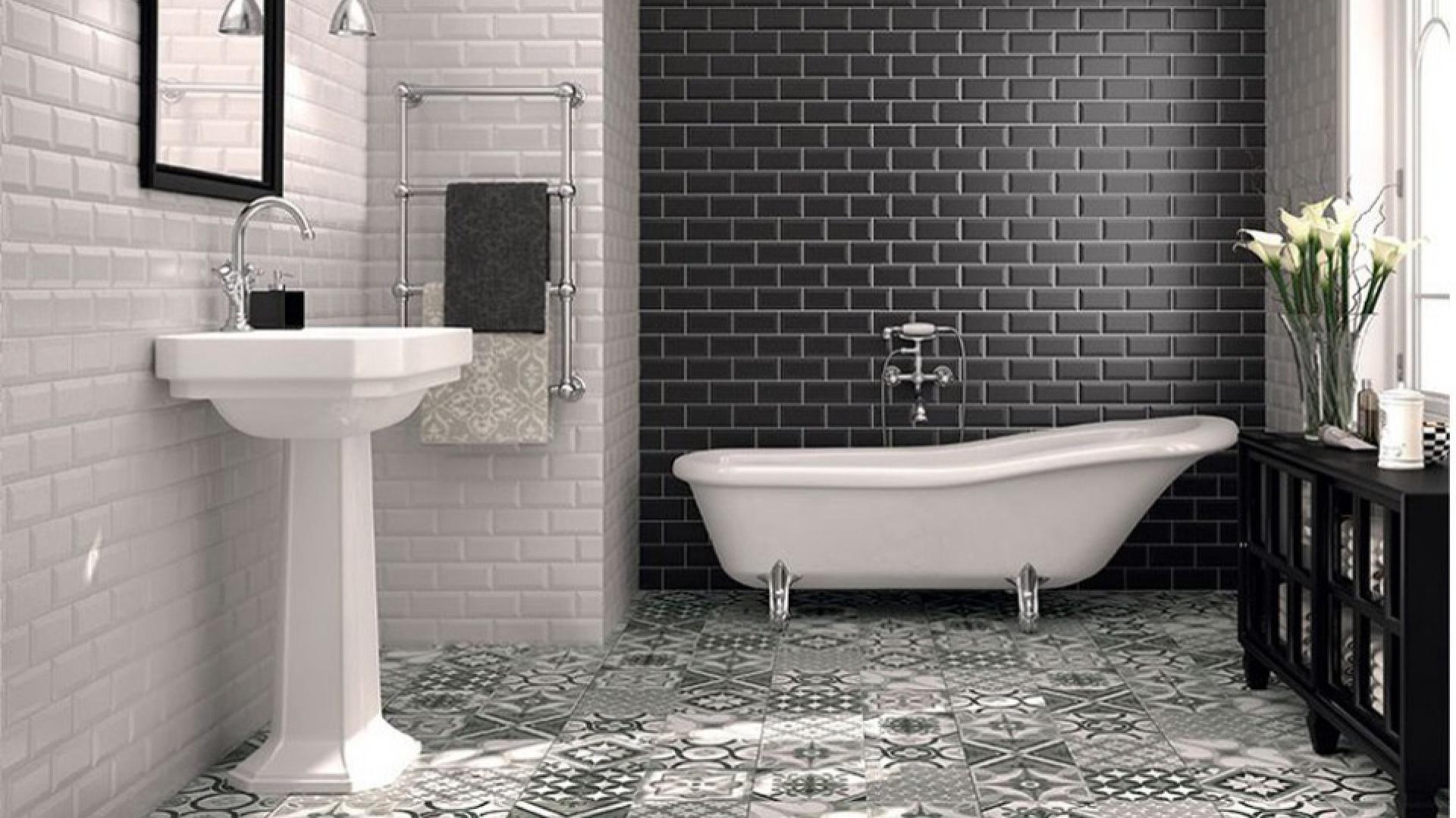 łazienka W Stylu Retro Tak Możesz Ją Urządzić