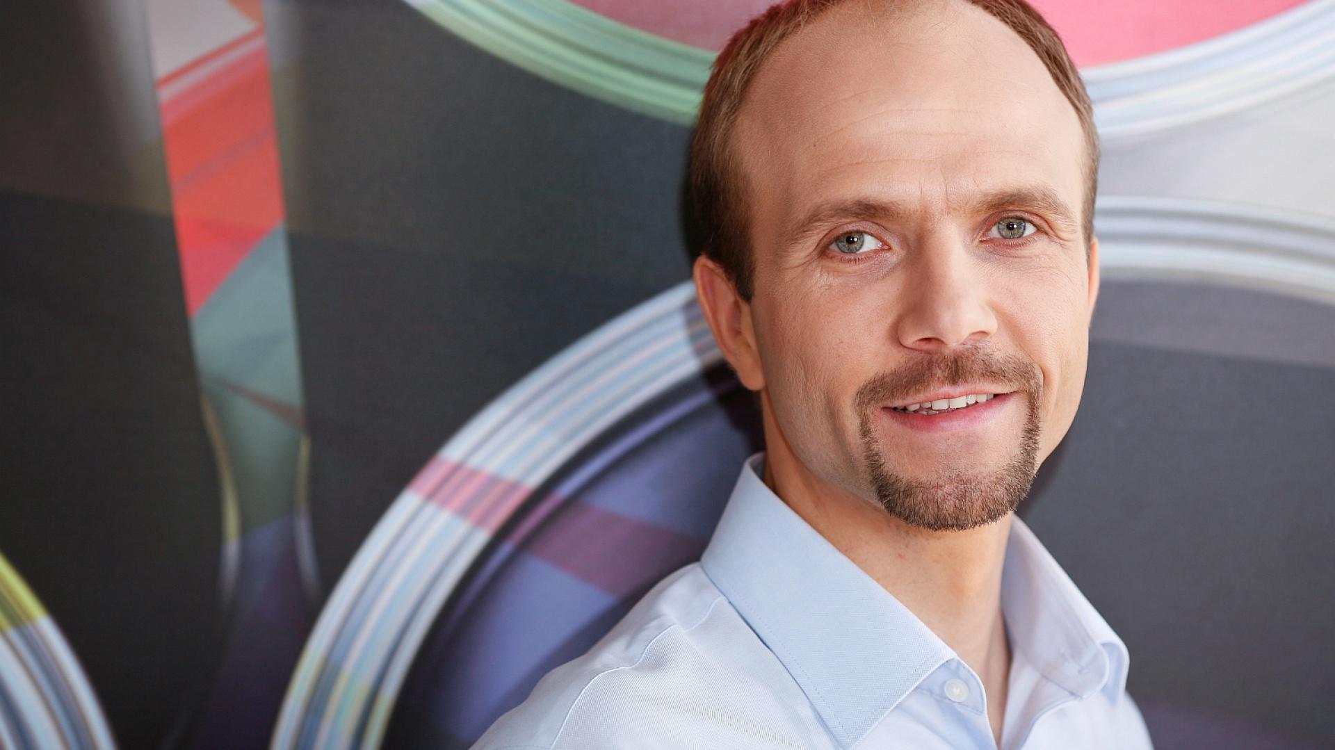 Nikodem Kowalski, ekspert ds. farb w firmie Dulux