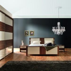 Kolekcja mebli do sypialni Ravenna z oferty marki Stolwit. Fot. Mega Meble.