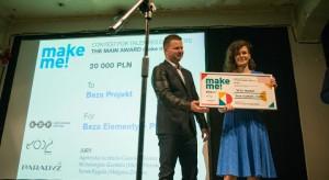 """Znajdujący się w programie """"Łódź Design Festival"""" konkurs """"make me!"""" to jeden z najważniejszych międzynarodowych konkursów adresowanych do młodych projektantów. Wszyscy zainteresowani mają jeszcze 3 dni, bowiem termin nadsyłania prac u"""