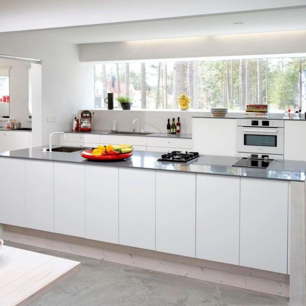 15 pomysłów na wyspę w kuchni