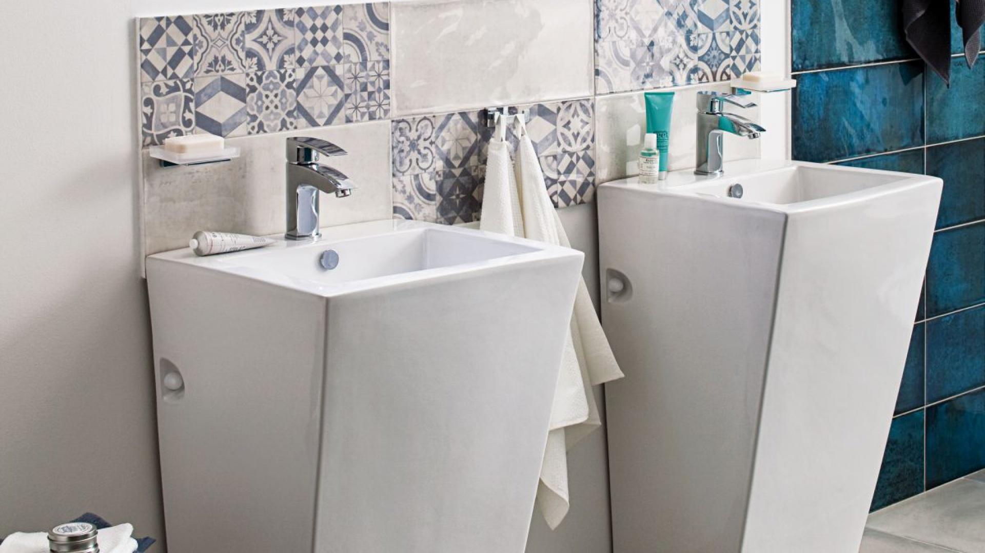 Ceramika łazienkowa Zobacz Ciekawe Kolekcje