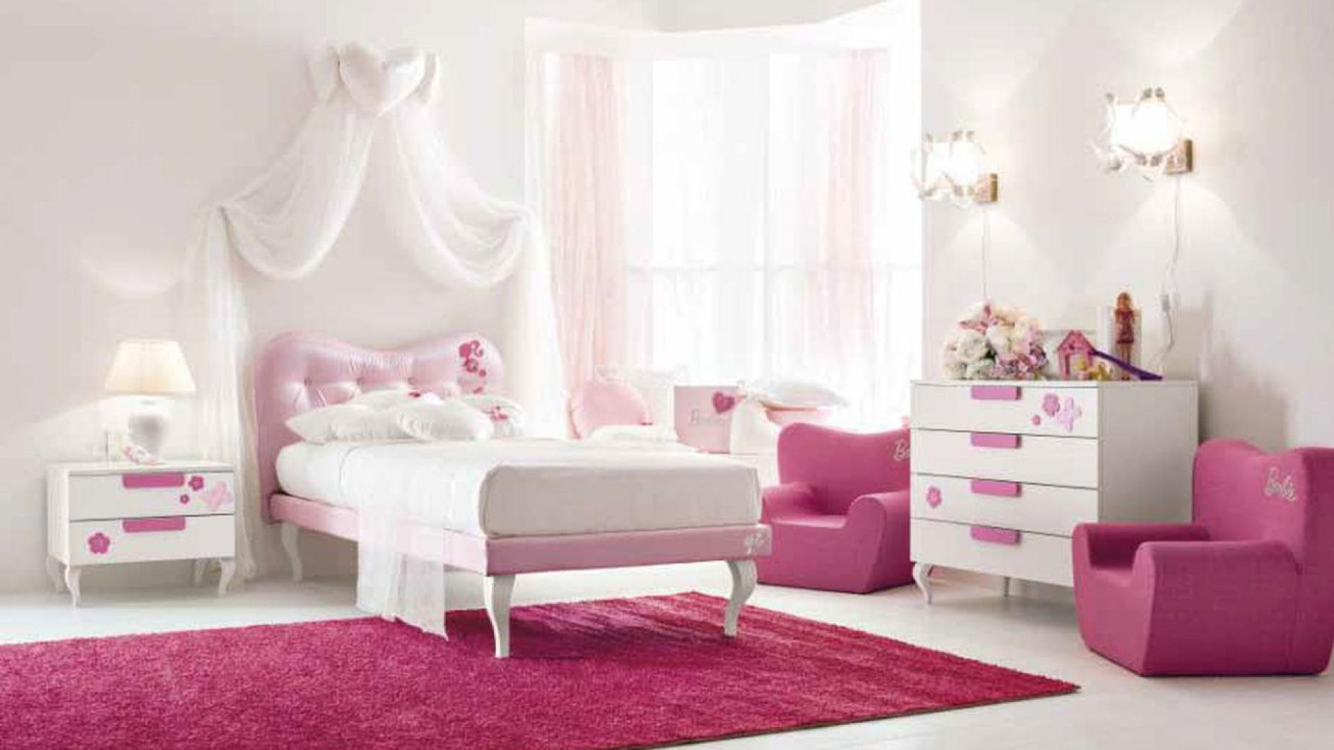 12 Różowych Wnętrz Pomysły Na Piękny Pokój Dziewczynki