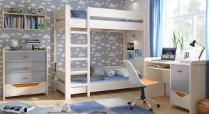 Łóżko piętrowe to niezwykle praktyczny mebel, który pozwala zaoszczędzić sporą przestrzeń w pokoju dzieci. Zobaczcie, jak można urządzić przestrzeń wykorzystując to sprytne rozwiązanie.