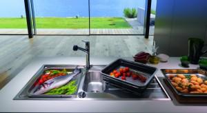 Bateria z wyciąganą wylewką gwarantuje komfort i wygodę w wykonywaniu codziennych prac kuchennych. Jaki model wybrać? Zobaczcie naszą galerię.