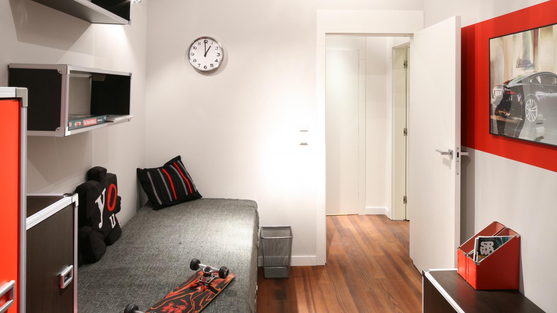 Pokój Chłopca Pomysły Projektantów Na Małe Wnętrze