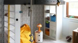 Szukacie pomysłu, jak zaaranżować niewielki pokój syna? Zapraszamy donaszej galerii.