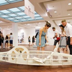 Dyplomy ASP Gdańsk: Architektura i Wzornictwo 2015 Fot. Gdynia Design Days.