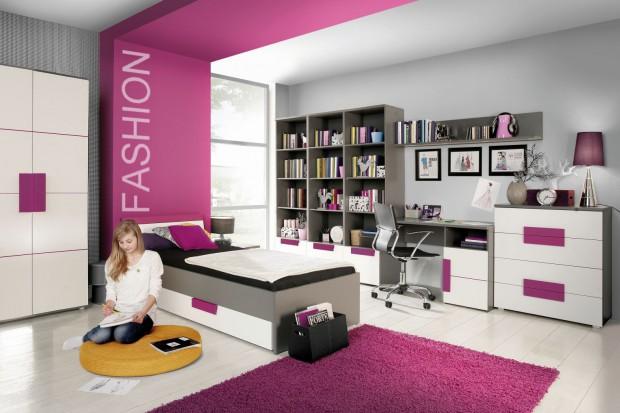 Pokój nastolatki. Inspirujące zdjęcia