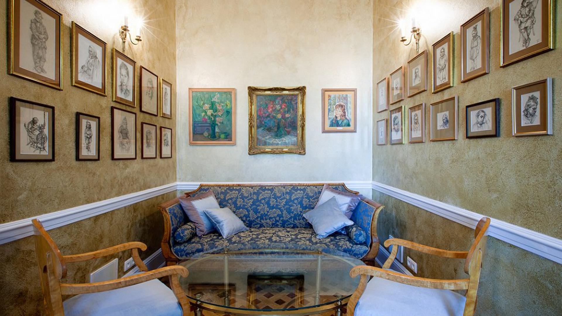 Pałac w Cieleśnicy to kolejna prestiżowa realizacja, w której zostały wykorzystane produkty marek UZIN i Pallmann. Fot. Andrzej Adamiec