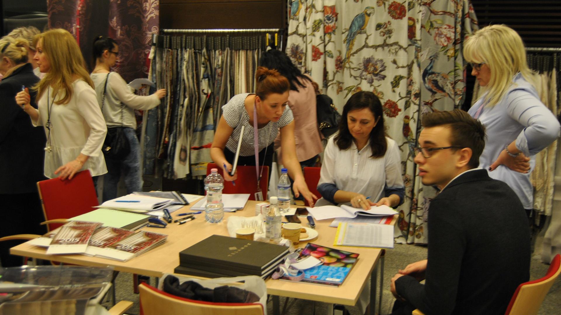 10 września 2015 roku w Warszawie po raz siódmy odbędą się jedyne w Polsce targi tekstyliów domowych – Interior Design Forum. fot. organizator