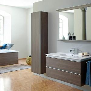 Meble Do łazienki Modne Zestawy Ocieplone Drewnem