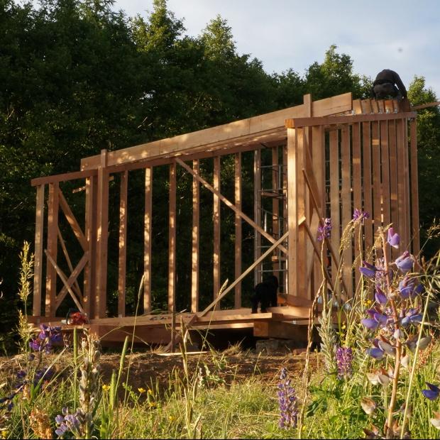 Ruszyła budowa domu jedynie z ekologicznych materiałów