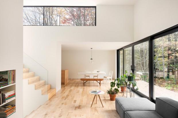 Dom po remoncie. Zobacz nowoczesne wnętrze