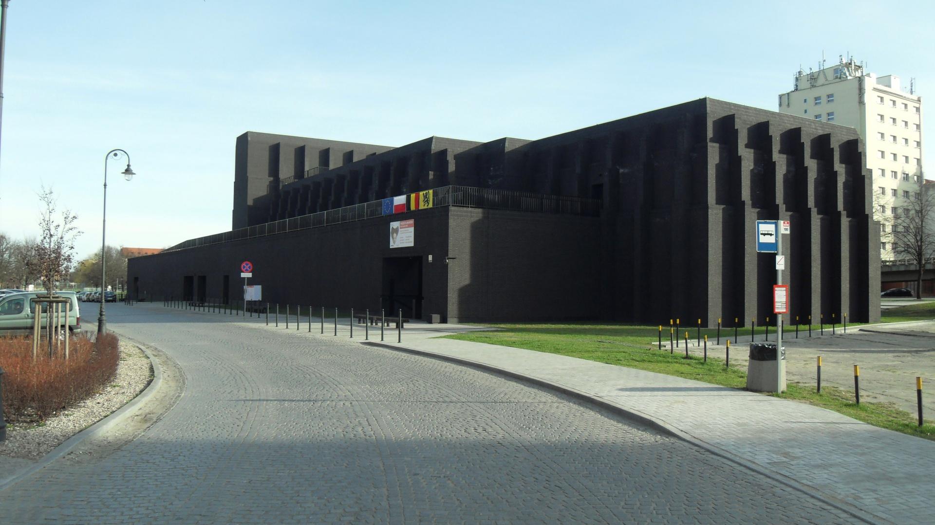 Gdańsk, Teatr Szekspirowski. Fot. Wikipedia, Artur Andrzej