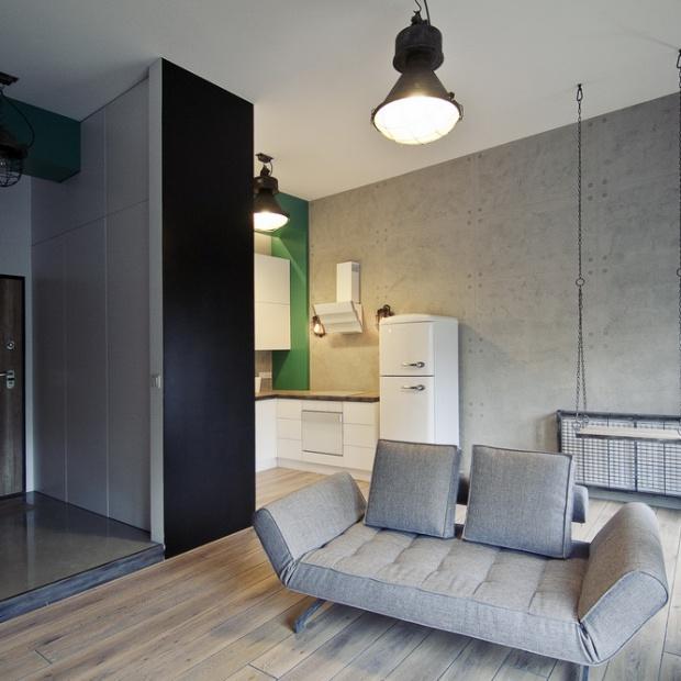 Mieszkanie we Wrocławiu. Tak urządzisz wnętrze w stylu loft