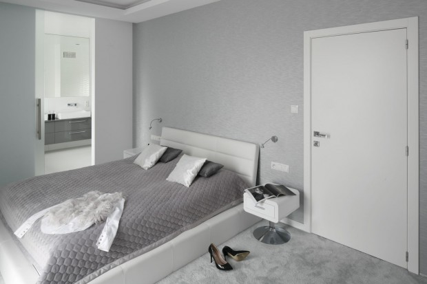 Sypialnia z łazienką. Najlepsze pomysły z polskich domów