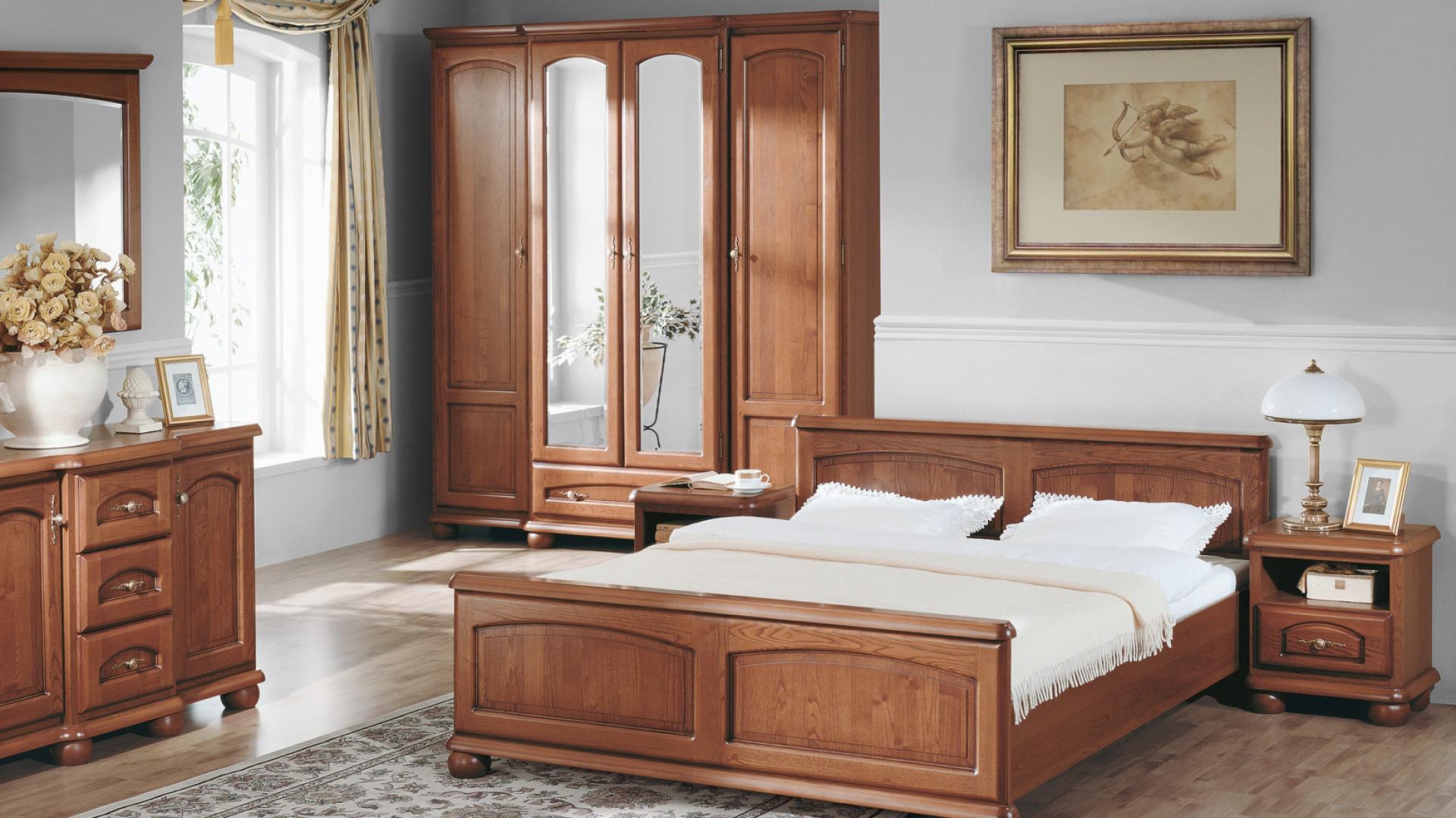 Meble Do Sypialni 15 Kolekcji W Klasycznym Stylu