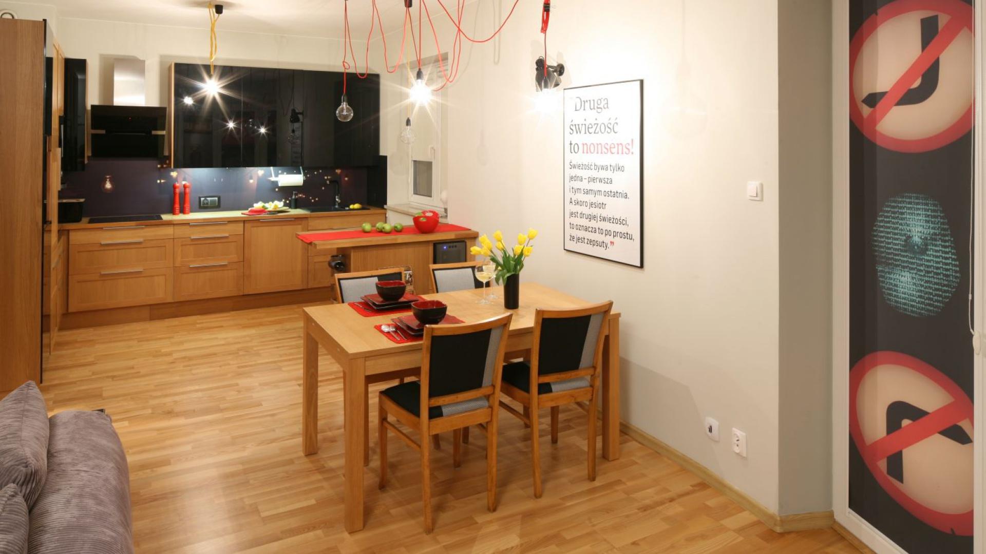 Salon Z Kuchnią 20 Pięknych Zdjęć