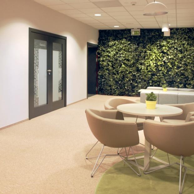 Ponad 3000 m² wspaniałego miejsca do pracy