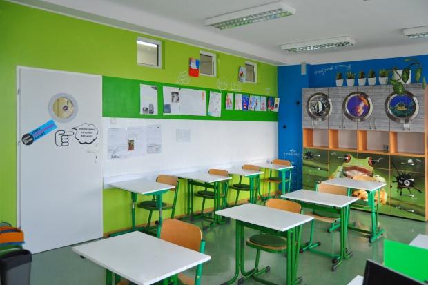 Aranżacja szkolnej przestrzeni Szkoła Edukacji