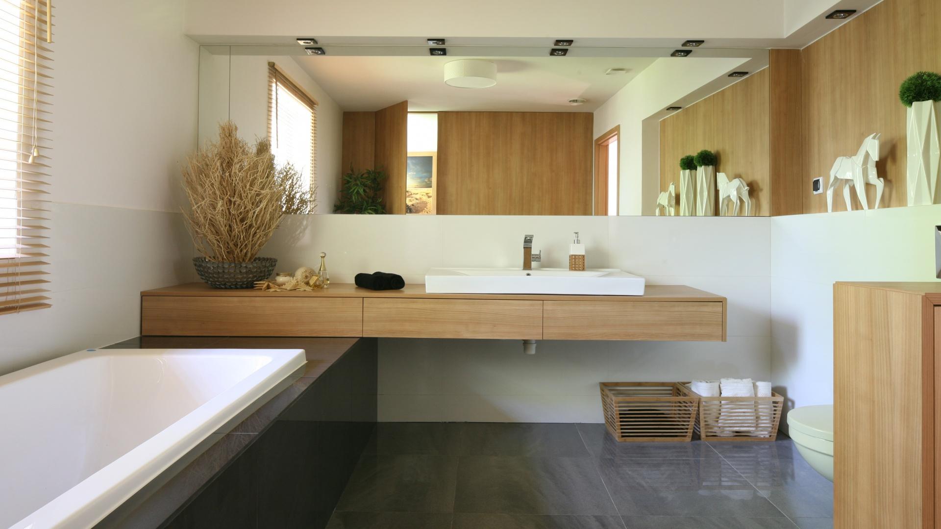 Nowoczesna łazienka Zobacz Najlepsze Pomysły Architektów