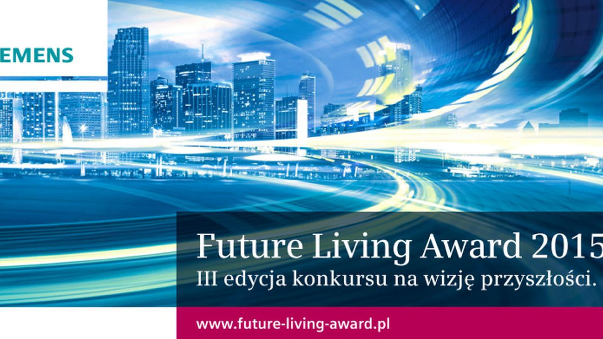 Future Living Award 2015