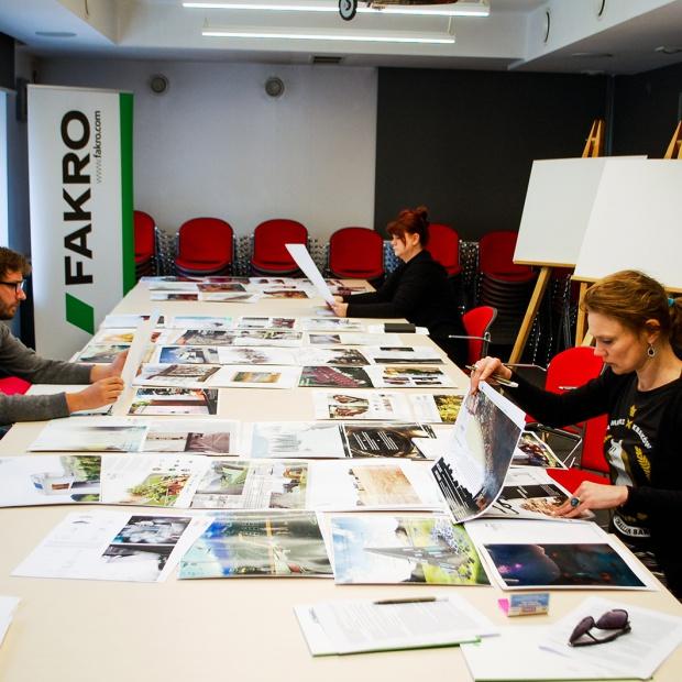 """Znamy zwycięzców konkursu """"Fakro – space for new visions""""!"""