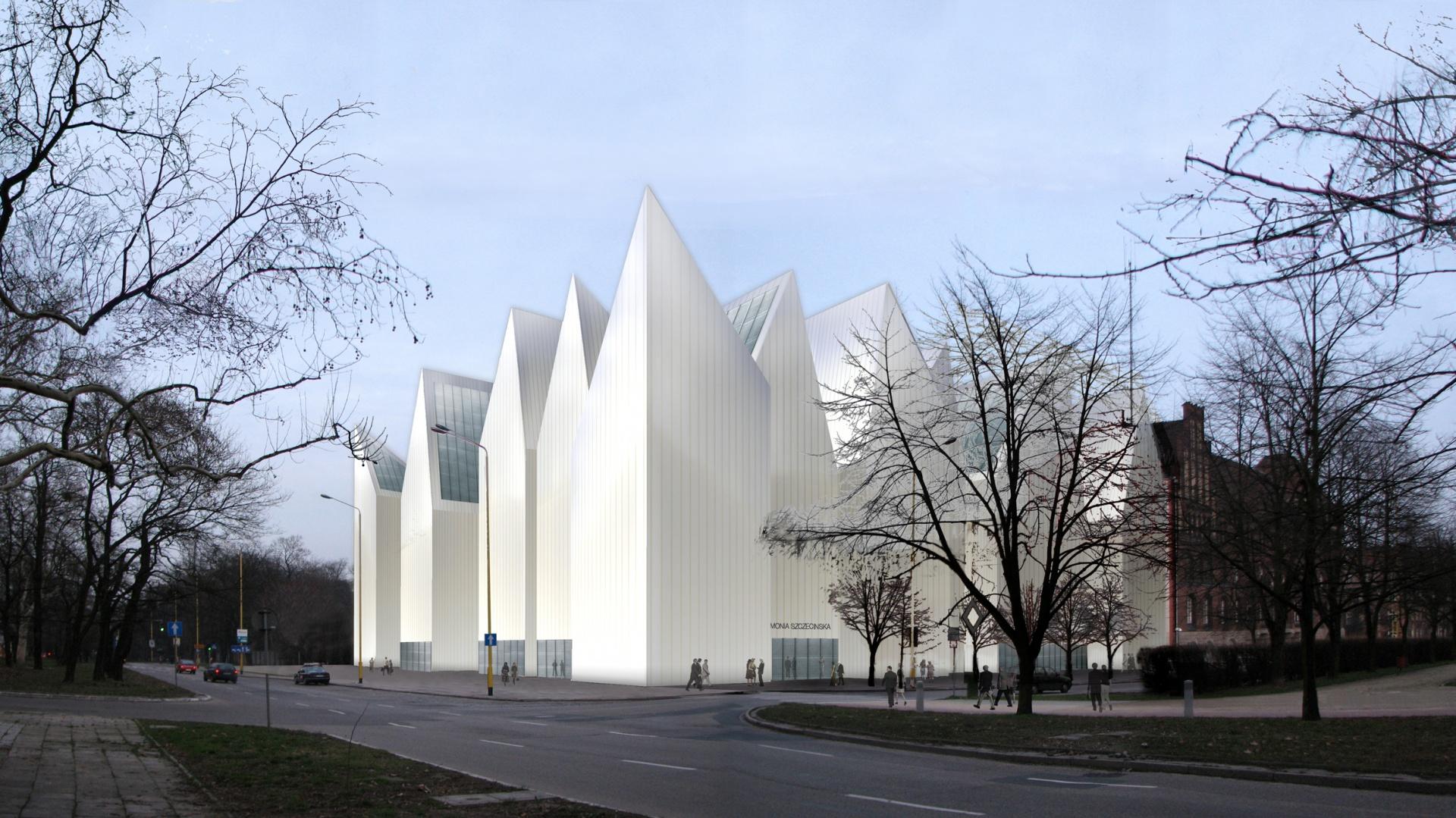 Filharmonia Szczecińska otrzymała nominację w konkursie Design of the Year 2015. Fot. Adam Slomski