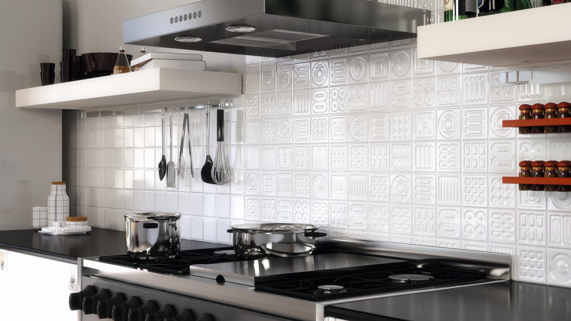 ściany W Kuchni Zobacz Najnowsze Kolekcje Płytek Ceramicznych