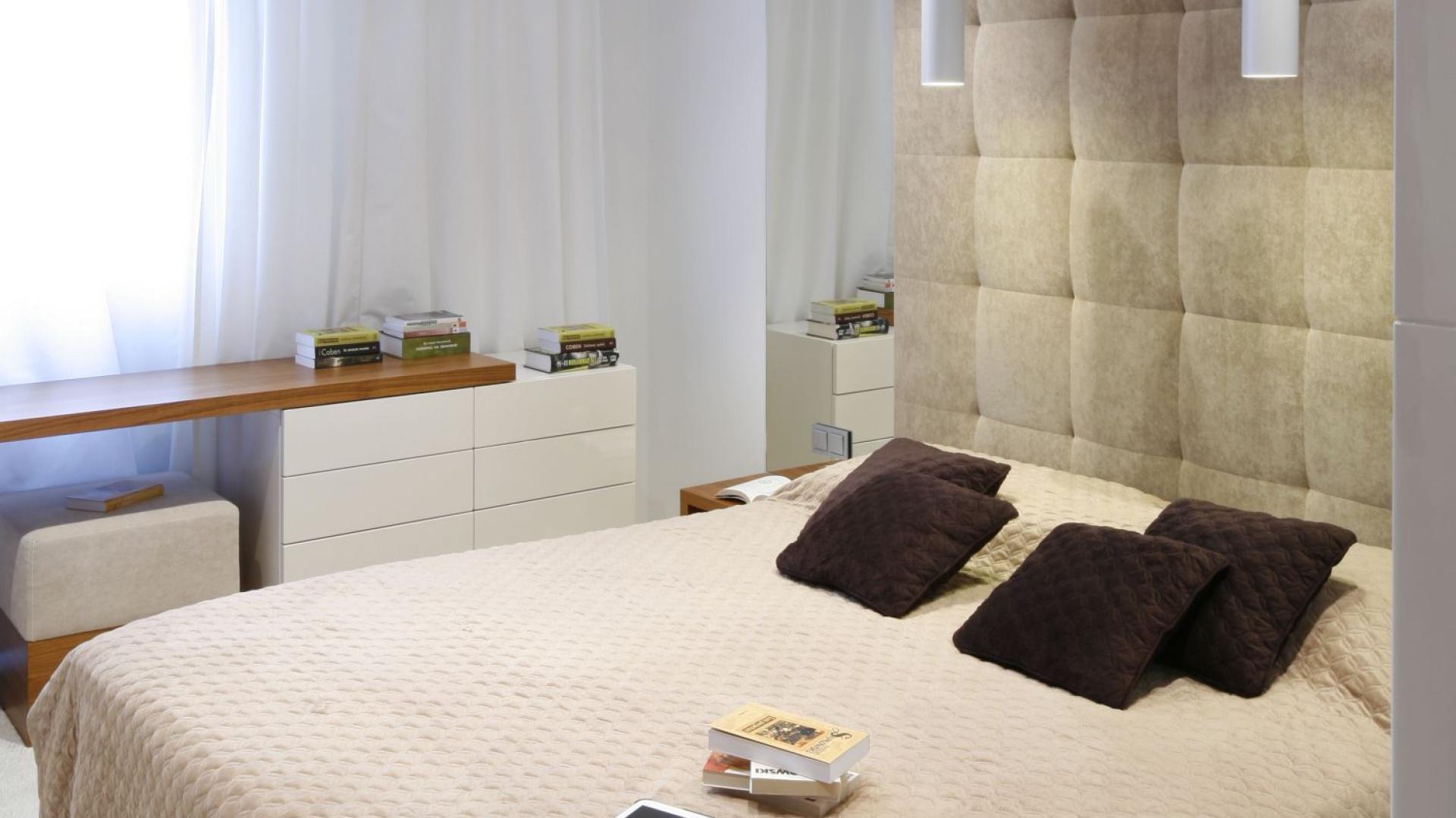 Sypialnia W Bloku Tak Ją Urządzisz Z Projektantem
