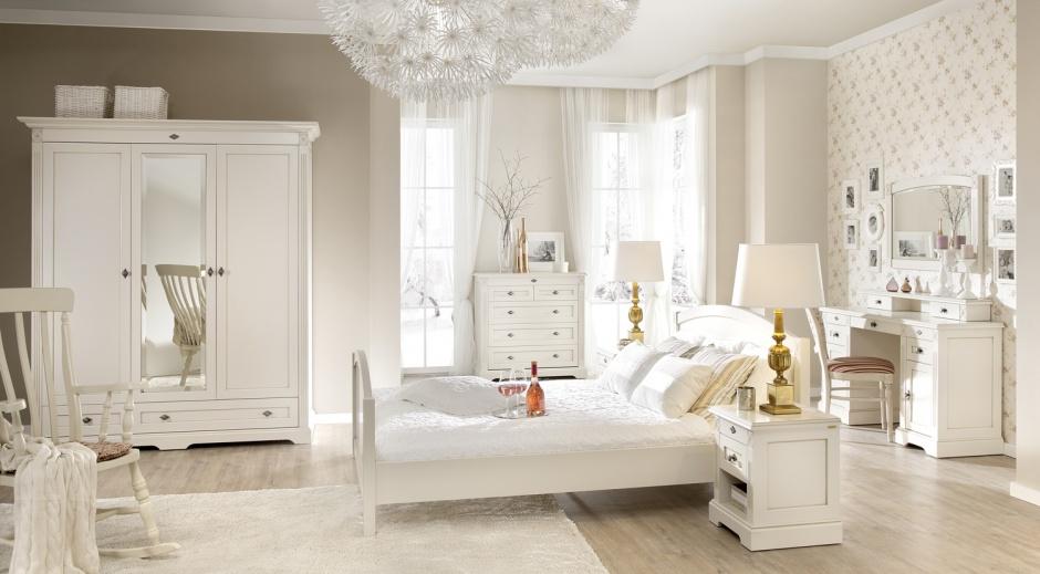 Meble z kolekcji Prowansja...  Piękne białe meble do sypialni. 15 propozycji  Strona: 9