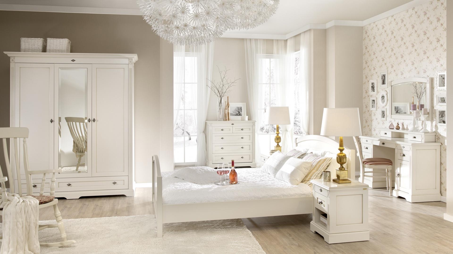 Piękne Białe Meble Do Sypialni 15 Propozycji