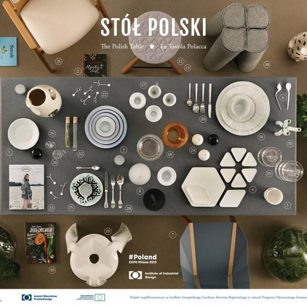 """Wystawa """"Stół Polski. La Tavola Polacca"""" w Mediolanie"""